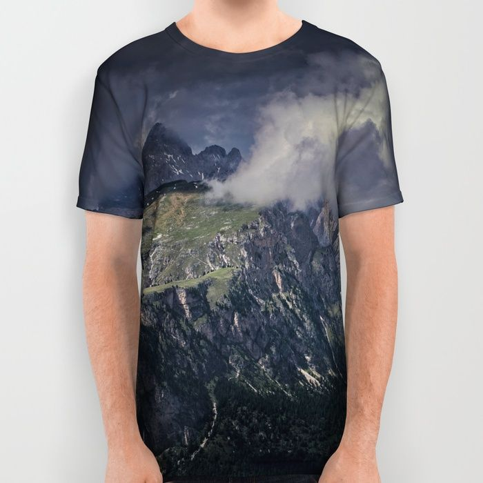 Rugged Terrain All Over Print Shirt by Gallery One | Society6