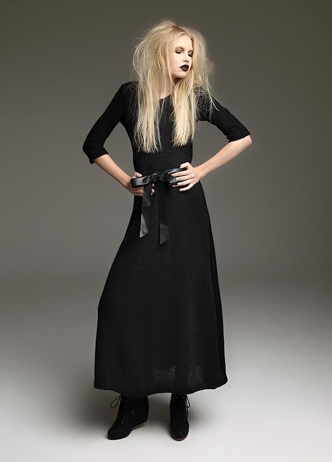 Mixray Uzun triko elbise Markafoni'de 87,90 TL yerine 39,99 TL! Satın almak için: http://www.markafoni.com/product/2941917/