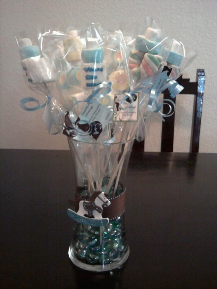 Baby Shower Centerpieces Baby Shower Baby Shower Ideas Marshmallow Favors For Baby Shower