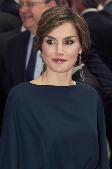 Royal Family Around the World: Spanish Royals Attend 'Ortega Y Gasset' Awards…