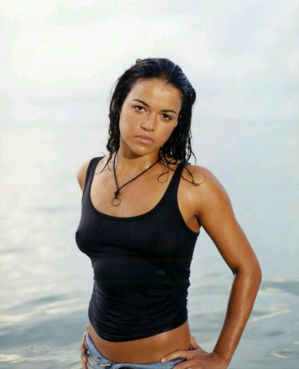 For that Fucking sexy michelle rodriguez