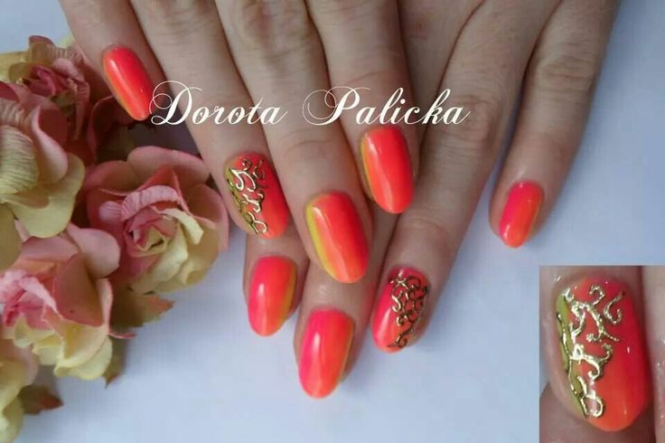 151 best transfer foil nail art & nails by nded images on Pinterest ...