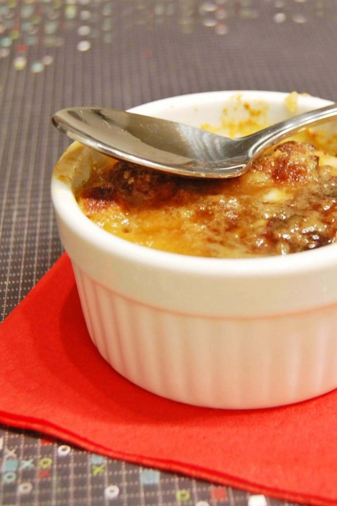 pudding_v2 au pain à la citrouille façon brûlée - Julie Aubé