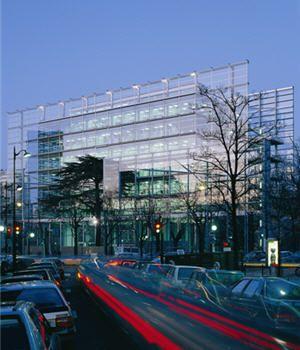 Jean Nouvel, Fondation Cartier, Paris 14th