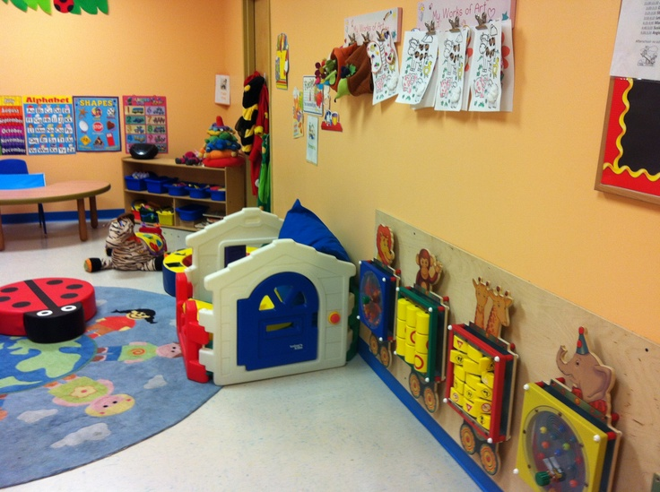 Infants Classroom Decoration Ideas : Infant toddler classroom daycare ideas pinterest