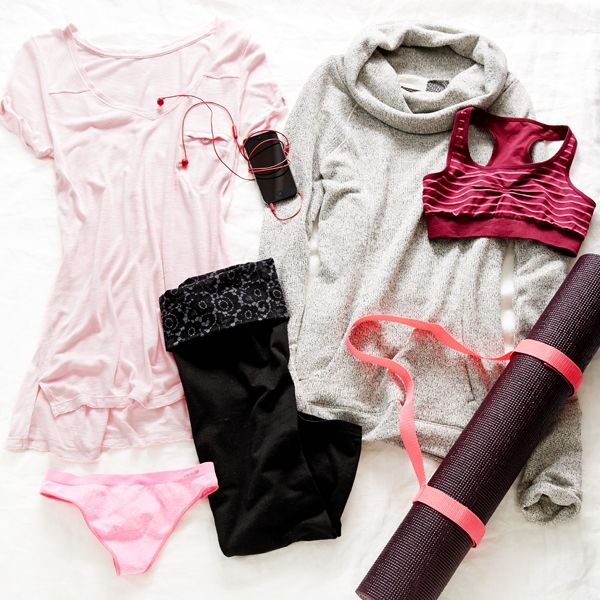 The perfect yoga outfit! #YogaGuru
