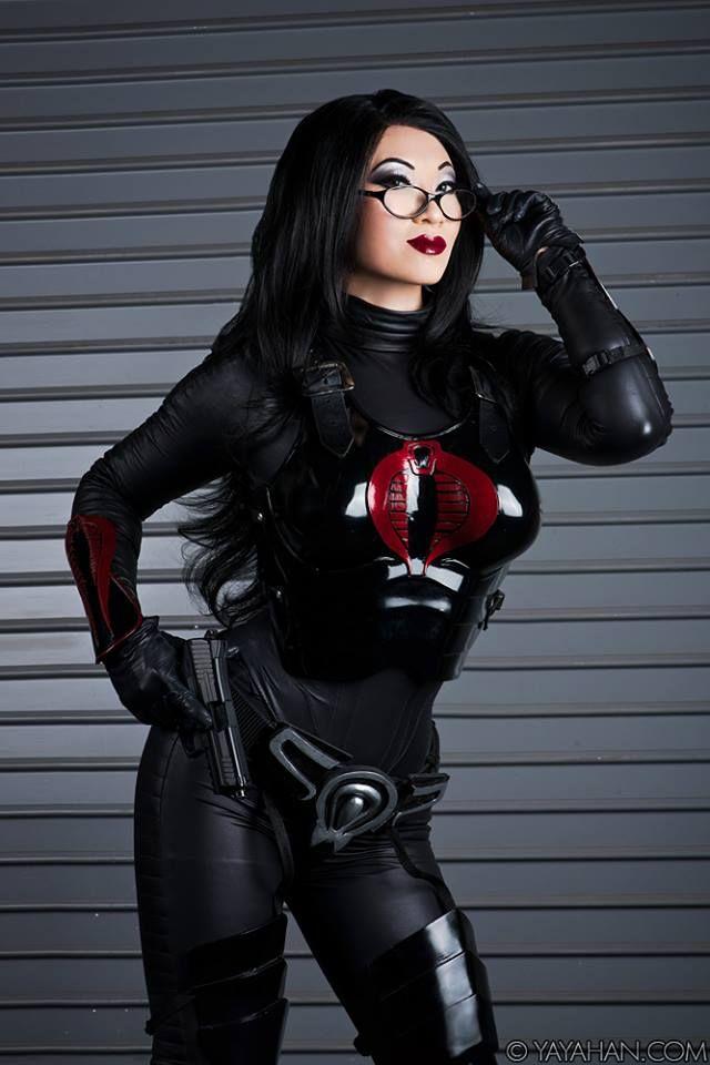 Baroness gi joe cosplay