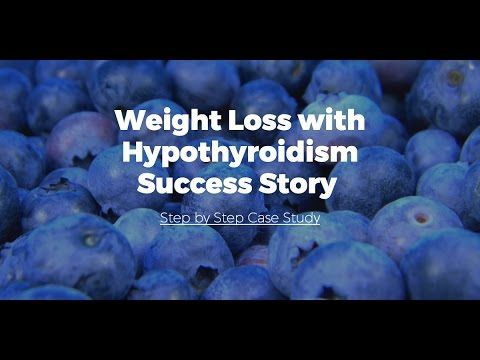 VIDEO: Hypothyroidism Weight Loss Success Story - 70 Pounds lost