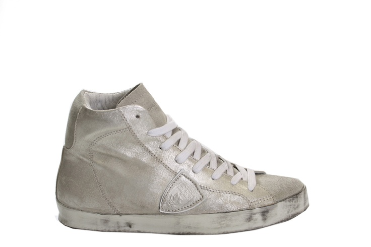 PHILIPPE MODEL HIGH SNEAKERS  http://www.montenapoleoneluxury.com/products/women-shoes/philippe-model/sneakers/090339244918040623010/philippe-model-high-sneakers.html?cGFnZT0xMA%3D%3D