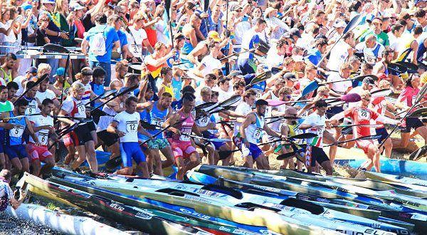 El Descenso del Sella, la fiesta grande del piragüismo español