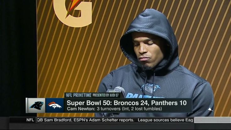 The Cam Newton Press Conference That Will Launch a Thousand Takes