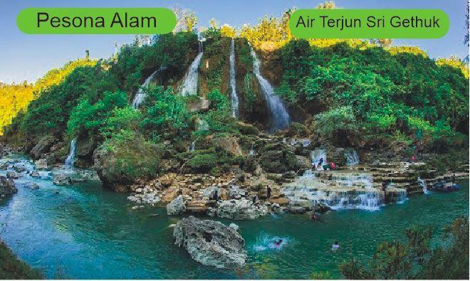 Air terjun Sri Getuk