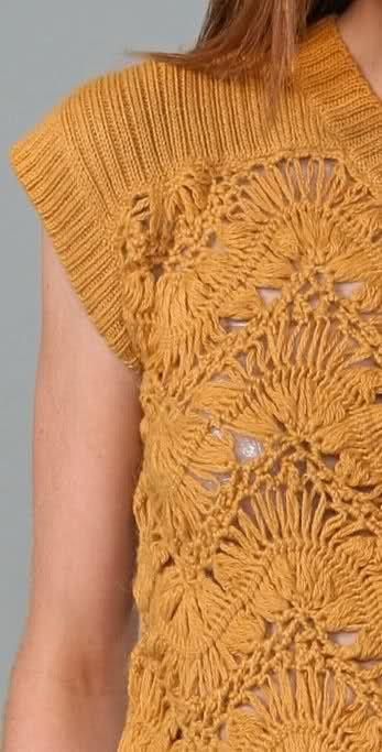 Magnolica: crochet Más