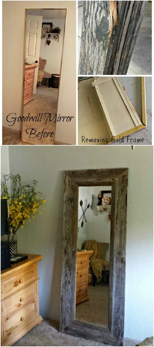 40 Beautiful and Eco-Friendly Reclaimed Wood Projects That Will Transform...