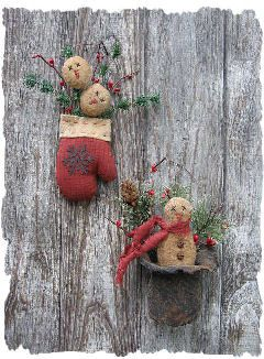 free images of christmas ornies to make | winter snowman ornies make these adorable ornies for your tree or to ...