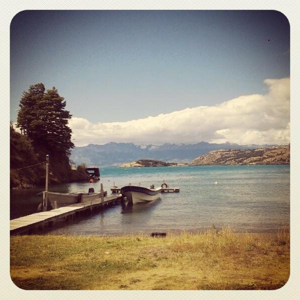 Puerto Rio Tranquilo, Patagonia, Chile
