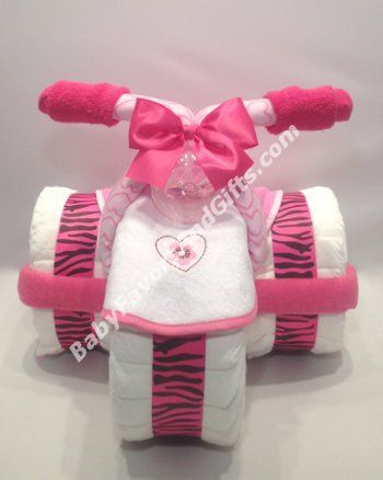 Hot_Pink_Tricycle_Diaper_Cakel