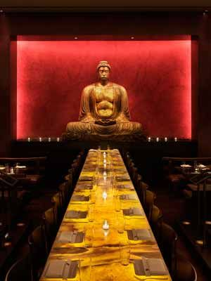 Buddakan in old city Philadelphia Pennsylvania best Kobe burgers beautiful restaurant.  lunch and dinner are fantastic!  another of my favorite Steven Starr restaurants