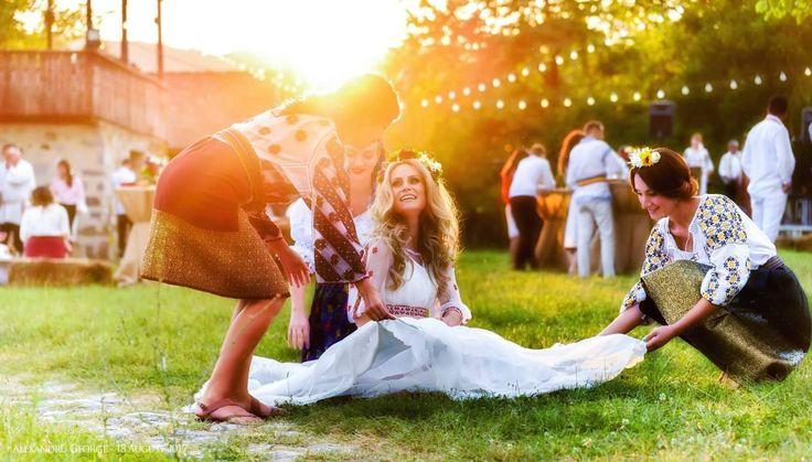 Weeding traditions romanian (Elena &Tudor)