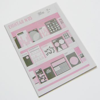 Counter Print – Eight:48 Issue 5 – £6