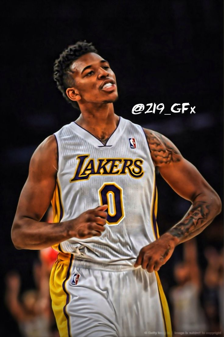 Nick Young...Los Angeles Lakers