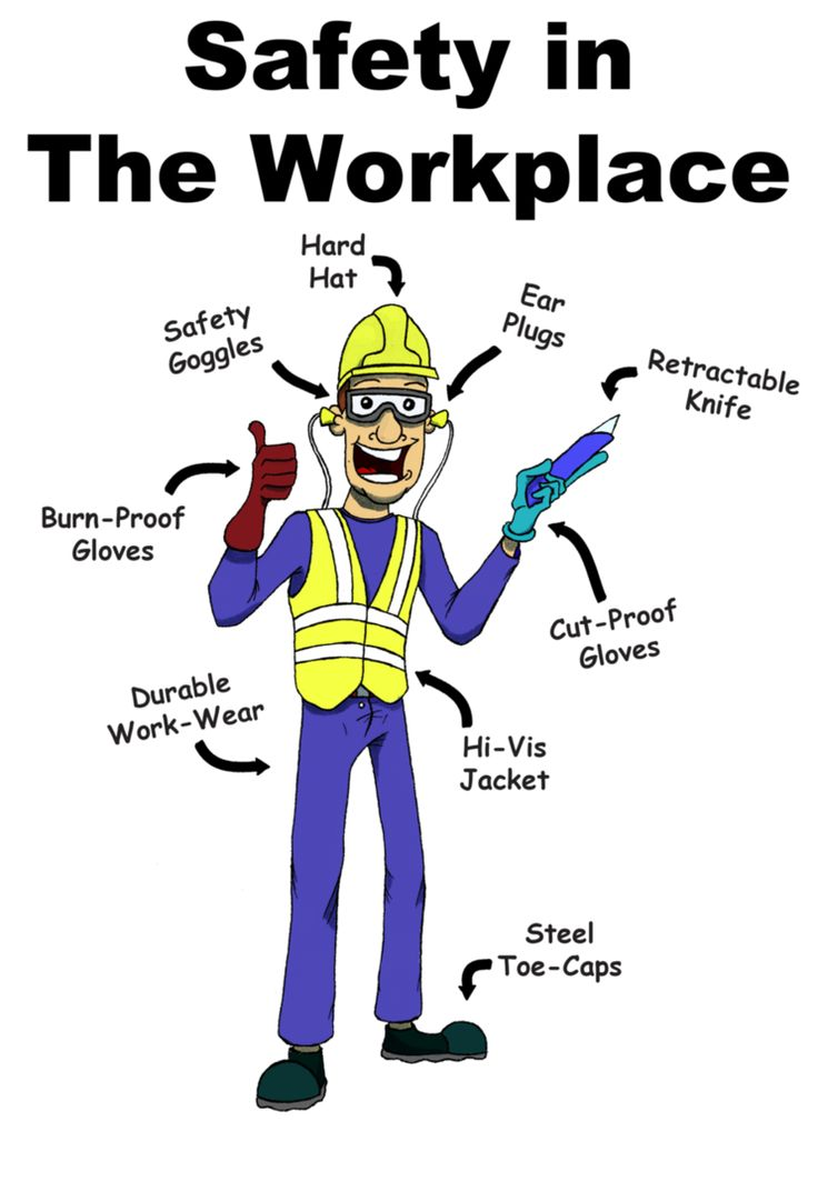 Safety In The Workplace by ~RAWilco on deviantART