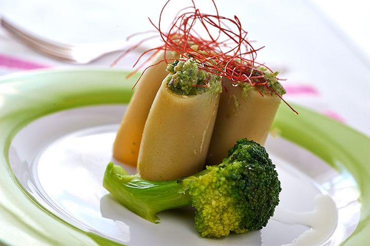 Paccheri ai broccoli #ricetta di @arnataverna