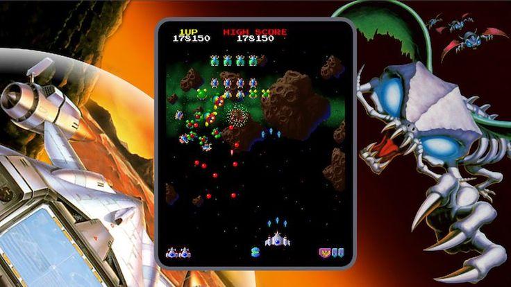 juegos.retro-1 Llegan juegos retro a la Nintendo Switch de la mano de Namco