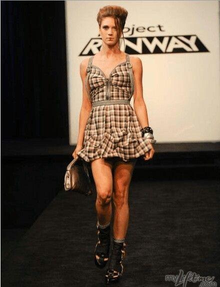 101 besten project runway! :) Bilder auf Pinterest | Laufsteg mode ...