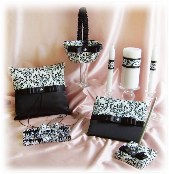 1065 Best Dream Wedding Red Black And White Damask Theme Images On Pinterest