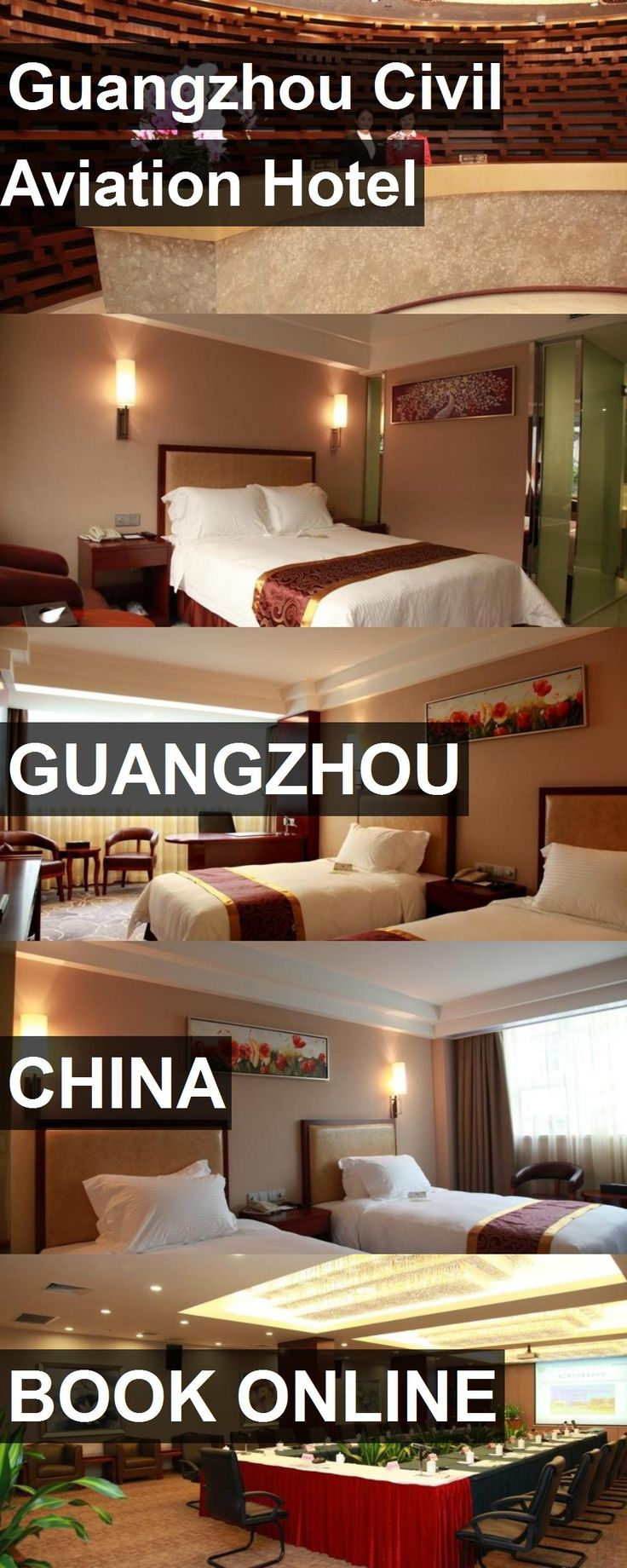 Guangzhou Civil Aviation Hotel in Guangzhou, China. For more information, photos, reviews and best prices please follow the link. #China #Guangzhou #travel #vacation #hotel