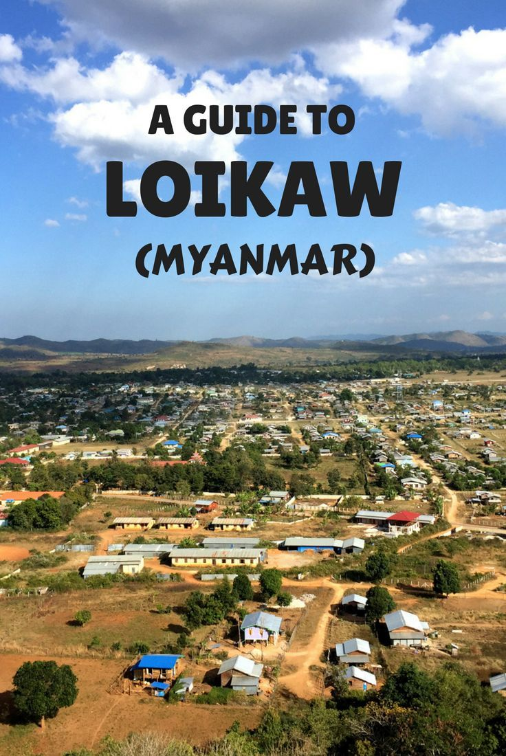 Loikaw (Kayah State) is a region in Myanmar (Burma) which is considered of the beaten track and one of the best and most authentic places from all the country