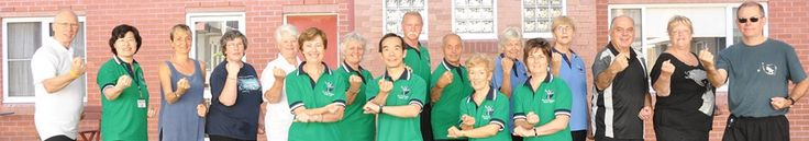 Tai Chi for Arthritis Home - Tai Chi Health DVD's & Books - Dr Paul Lam - Tai Chi Productions