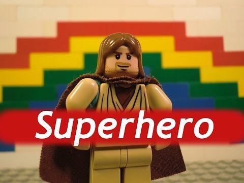 Jesus You're My Superhero - YouTube
