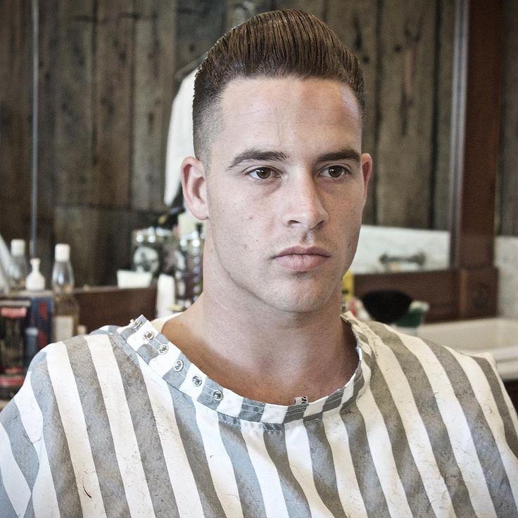 how to cut a military haircut