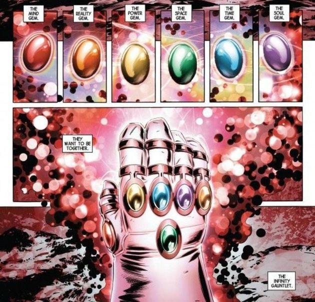Joias do Infinito do Universo Marvel: quais são, onde estão e o que fazem?