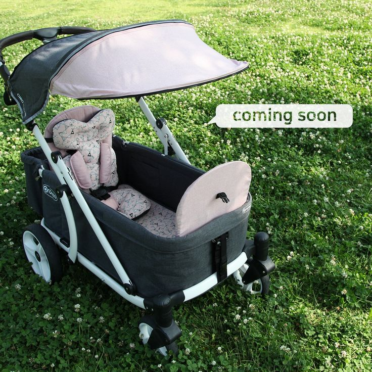 """So lovely stroller wagon """"PRONTO"""" It is the best baby"""