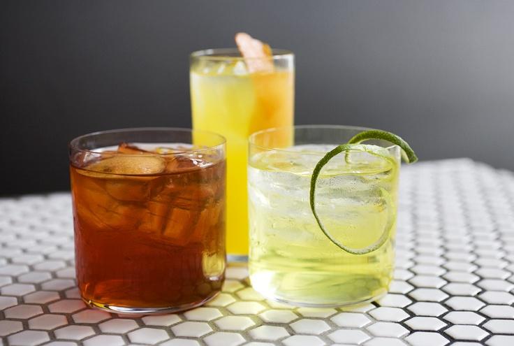 ARTUSI_modern aperitivo bar in Capitol Hill Seattle. I recommend Miller's Crossing: Martin Miller's gin, Amaro Montenegro, black currant vinegar, Cassis