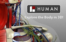 3D model of the human body.  Great graphics (warning this is anatomically correct so you may not want to put the skin on the models with your children).  This is available as an app for Google Chrome web browser.  They have lots of educational apps such as typing, music, language arts, etc.  Check it out.