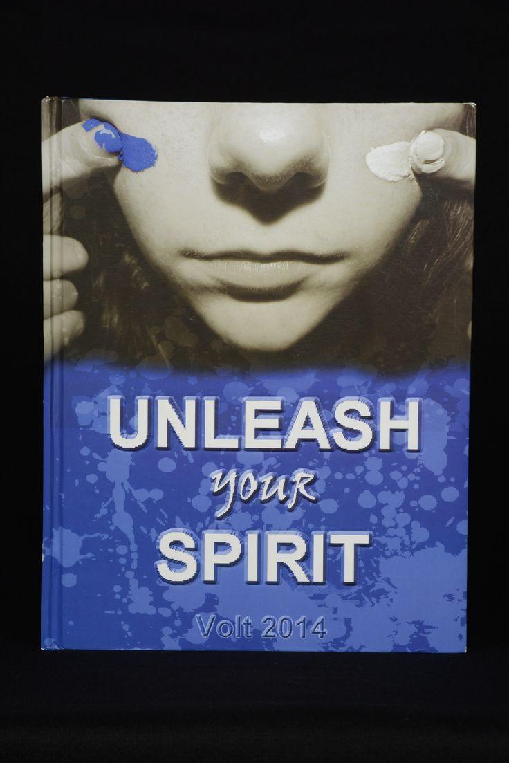 Ingersoll District Collegiate in Ingersoll - 2013-14 Volt - Unleash Your Spirit theme #yearbook #yerd