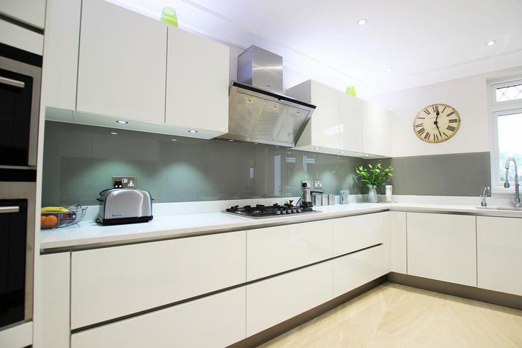 How to Choose Your Coloured Glass Splashback