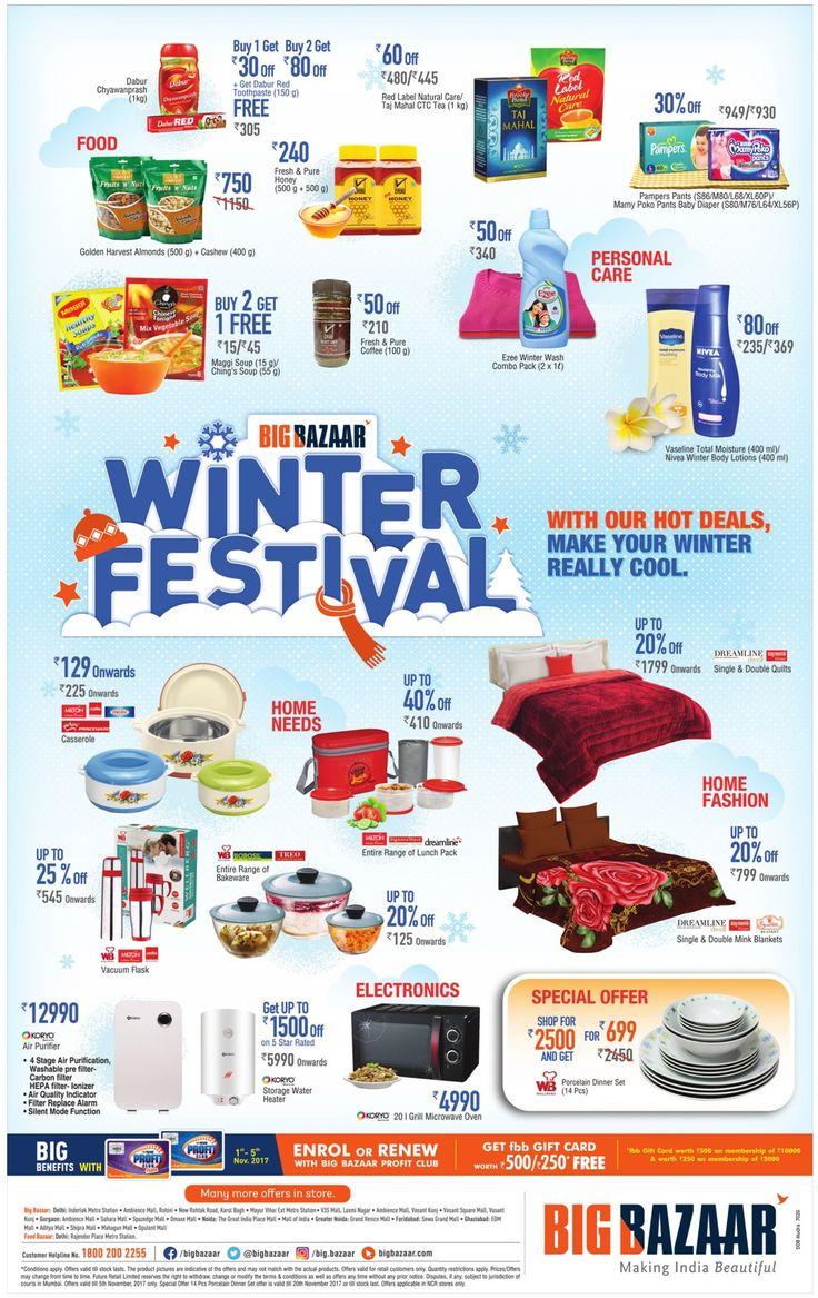 big-bazaar-winter-festival-ad-delhi-times-4-11-2017