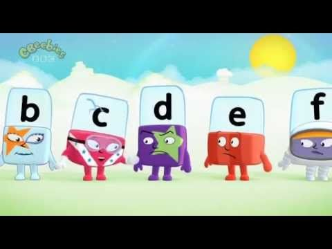 "▶ Alphablocks - Jolly phonics "" Learning the alphabet Sounds "" - YouTube"