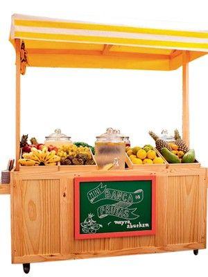 120 best Barracas images on Pinterest Concession stands, Food