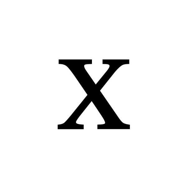 letter x images found on Polyvore featuring polyvore, letters, words, text, letras and quotes