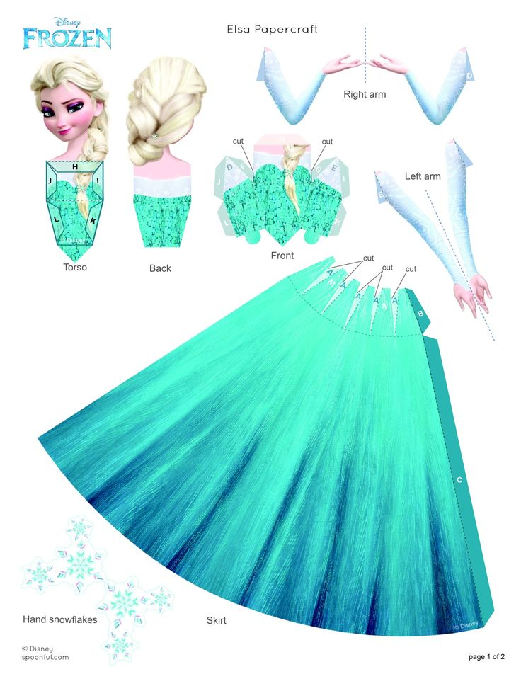 FROZEN Elsa Papercraft ! http://static.spoonful.com/sites/default/files/disney-frozen-elsa-papercraft-craft-printable-0913.pdf