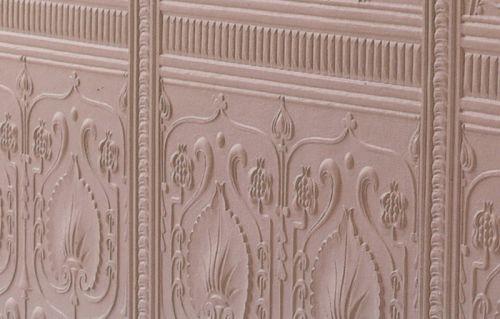 Dado Paneling Edwardian Paintable Lincrusta Wallpaper