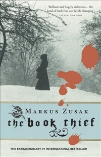 The Book Thief by Markus Zusak.