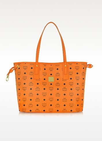 MCM Shopper Project - Reversible Eco-Leather Tote