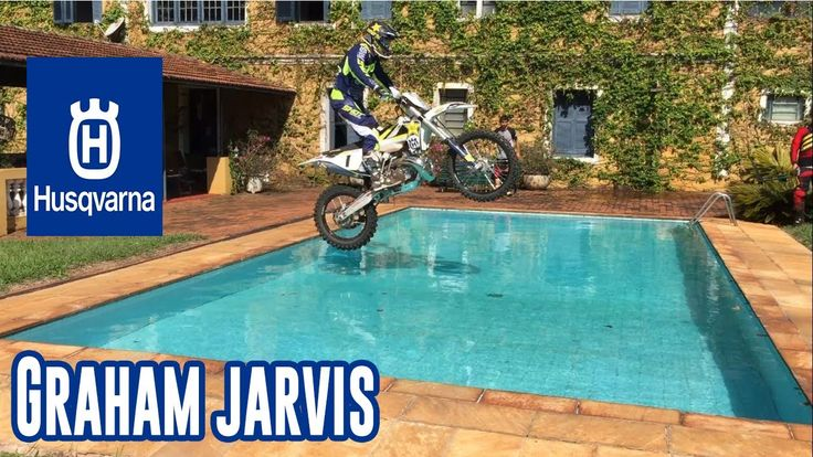 Graham Jarvis no brasil ( hard Enduro Best Skills in brazil )
